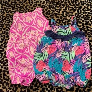 Other - Cute 12 month summer rompers